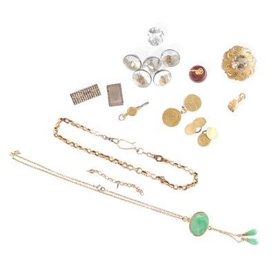 Lot 147 - A collection of jewellery