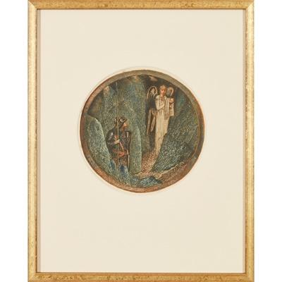 Lot 85 - SIR EDWARD COLEY BURNE-JONES (1833-1898)