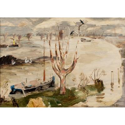 Lot 317 - Julian Trevelyan (British 1910-1988)