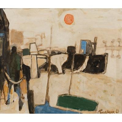 Lot 319 - Julian Trevelyan (British 1910-1988)