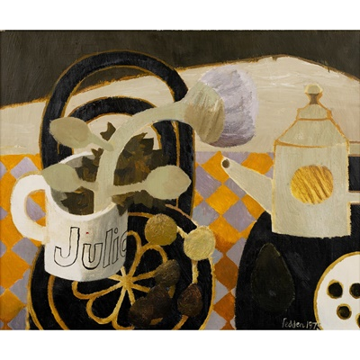 Lot 325 - Mary Fedden O.B.E. R.A. R.W.A. (British 1915-2012)