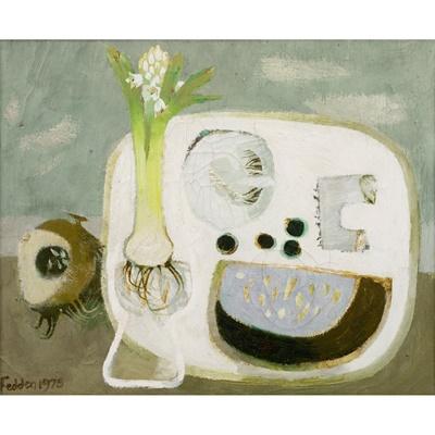 Lot 324 - Mary Fedden O.B.E. R.A. R.W.A. (British 1915-2012)