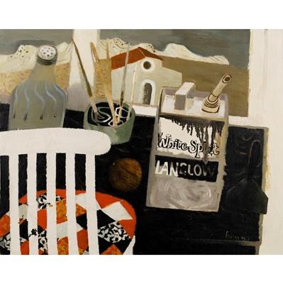 Lot 326 - Mary Fedden O.B.E. R.A. R.W.A. (British 1915-2012)