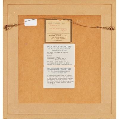 Lot 72 - SIR ROBIN PHILIPSON R.A., P.R.S.A., F.R.S.A., R.S.W., R.G.I., D.Litt., L.L.D. (SCOTTISH 1916-1992)