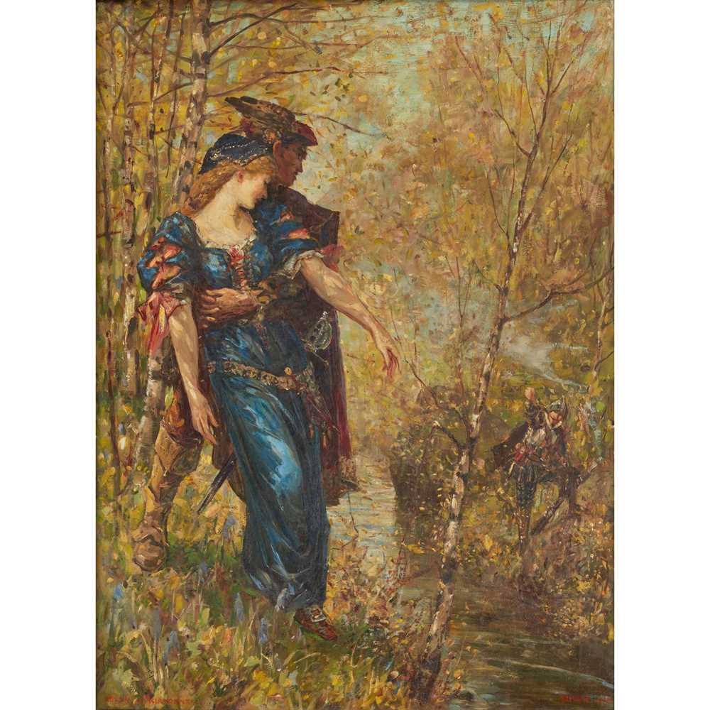 Lot 219 - HENRY JUSTICE FORD (1860–1941)