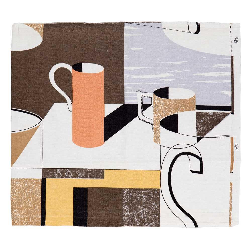 Lot 190 - Kenneth Rowntree (British 1915-1997) for Edinburgh Weavers