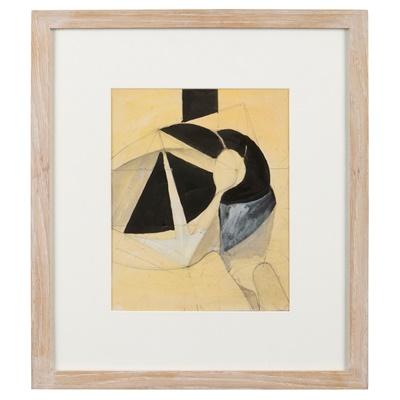 Lot 209 - Adrian Heath (British 1920-1992)