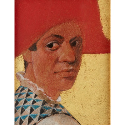 Lot 103 - ALAN KING (SCOTTISH 1946-2003)