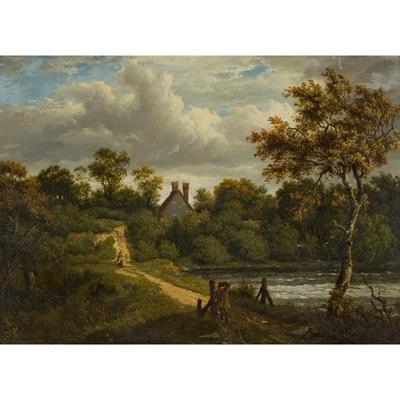 Lot 169 - PATRICK NASMYTH (SCOTTISH 1787-1831)