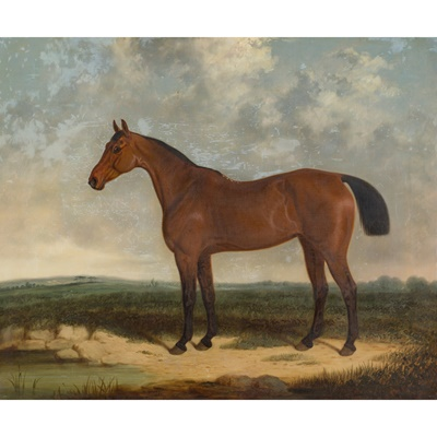 Lot 162 - EDWARD BROWN OF COVENTRY (BRITISH 1814-1891)