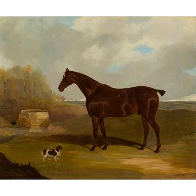 Lot 168 - DAVID DALBY OF YORK (BRITISH 1810-1865)