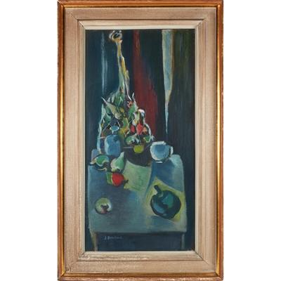 Lot 74 - Jacob Bornfriend (Czech 1904-1976)