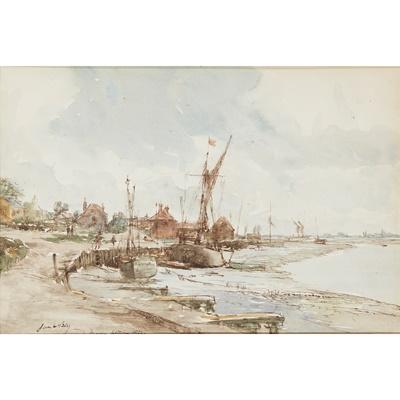 Lot 34 - JAMES MCBEY (SCOTTISH 1883-1959)