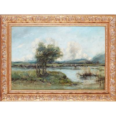 Lot 45 - WILLIAM ALFRED GIBSON (SCOTTISH 1866-1931)