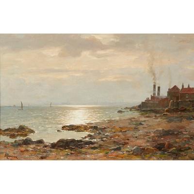 Lot 7 - DUNCAN CAMERON (SCOTTISH 1837-1916)
