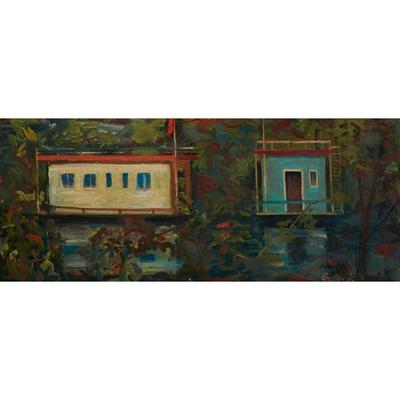 Lot 3 - WILLIAM CROSBIE R.S.A. (SCOTTISH 1915-1999)