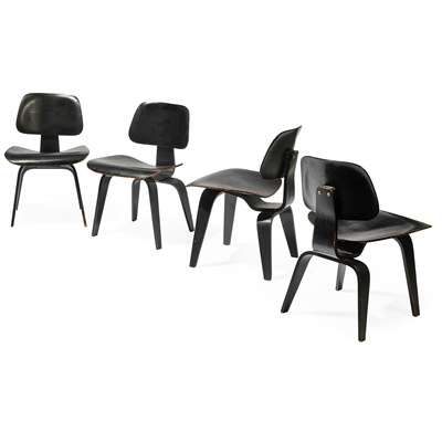 Lot 225 - Charles and Ray Eames (American, 1907-1978, 1912-1988) for Evans