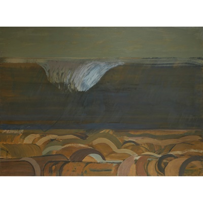 Lot 233 - Karl Weschke (German 1925-2005)