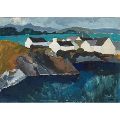 Lot 49 - SHEILA MACNAB MACMILLAN (SCOTTISH 1928-2018)
