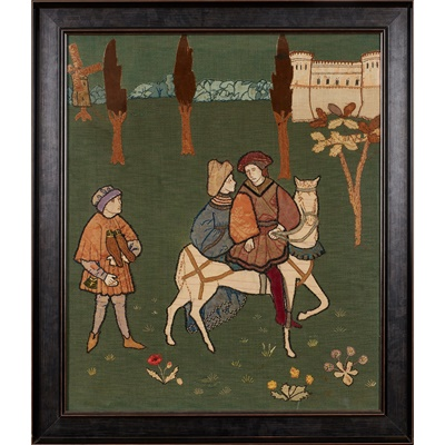 Lot 154 - MANNER OF MARY NEWILL