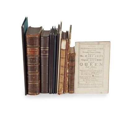 Lot 61 - Scottish History, 11 Books