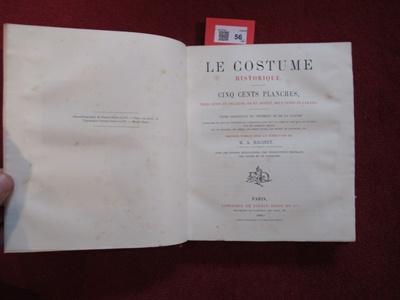 Lot 56 - Racinet, Auguste