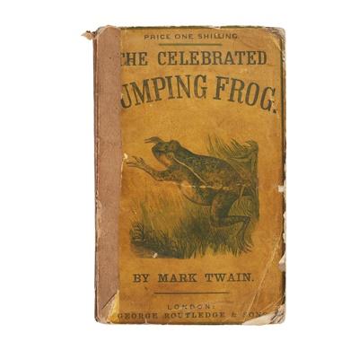 "Lot 106 - Clemens, Samuel Longhorne ""Mark Twain"""