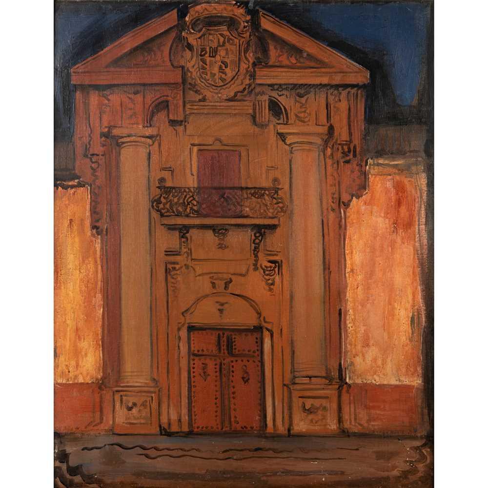 Lot 80 - Ismael Gonzales de la Serna (Spanish 1898-1968)