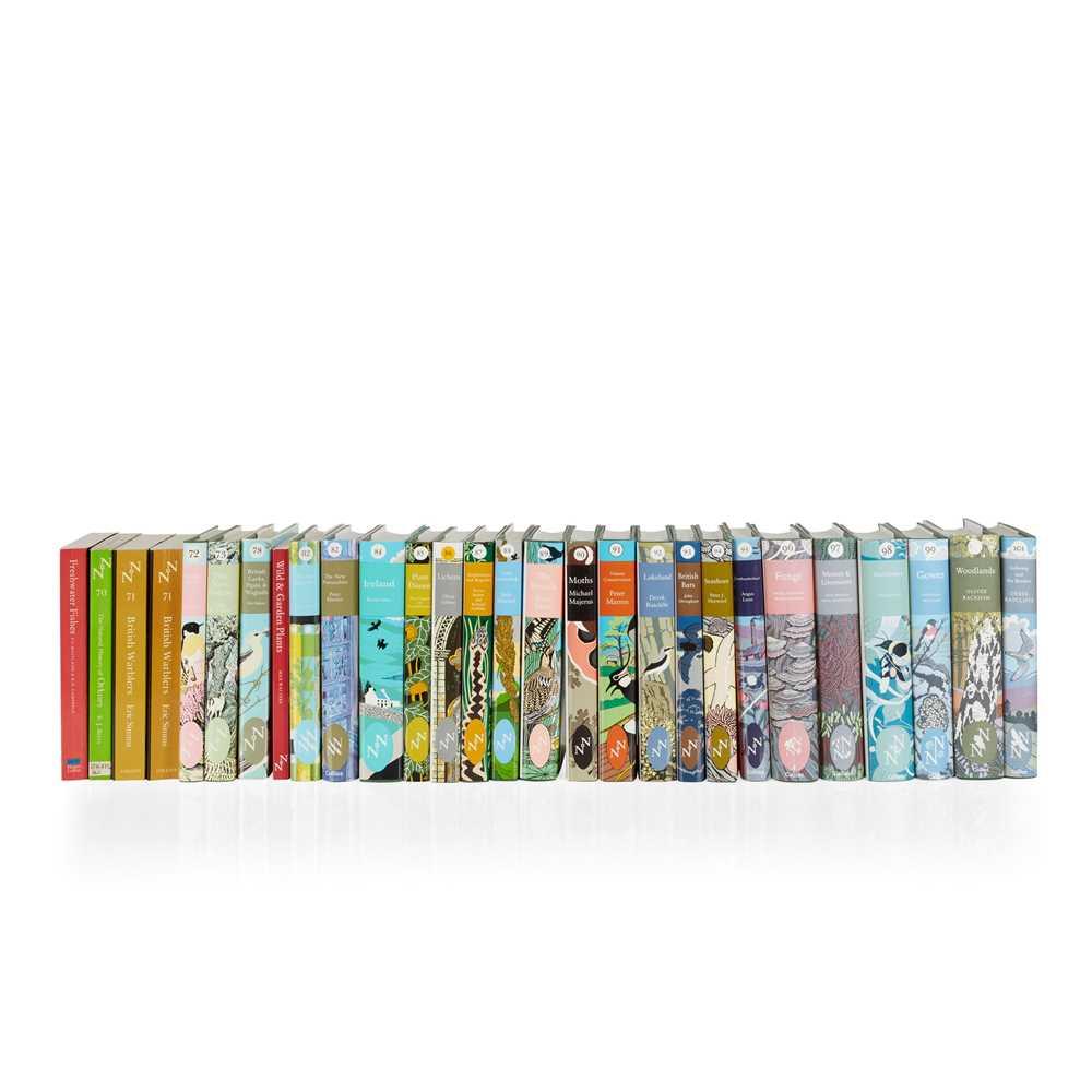 Lot 250 - New Naturalist Books, 1945-2015