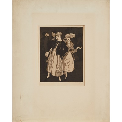 Lot 78 - DAME LAURA KNIGHT R.A. (BRITISH 1877-1970)