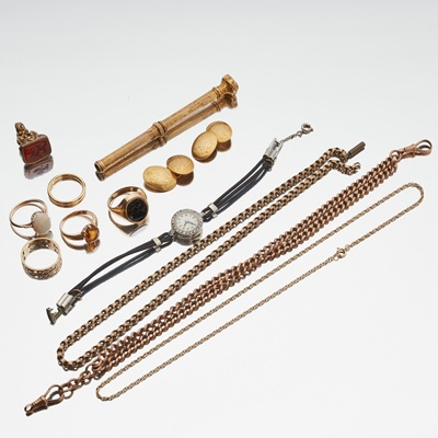 Lot 171 - A collection of jewellery
