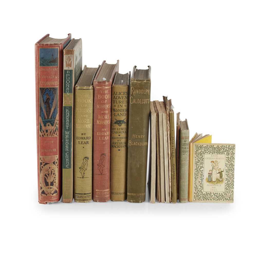 Lot 36 - 19th Century Children's Books