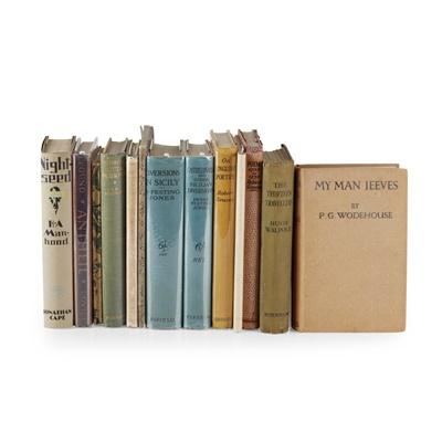 Lot 76 - 1920s Literature