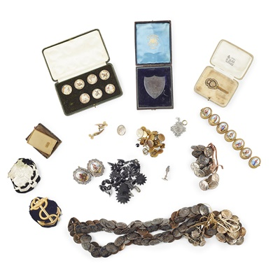 Lot 199 - A GROUP OF MISCELLANEOUS ITEMS