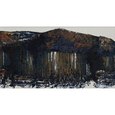 Lot 8 - ALEX KNUBLEY (SCOTTISH 1969-)