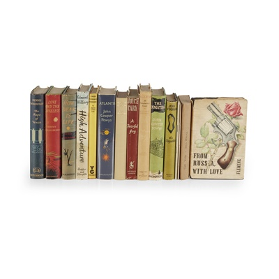 Lot 79 - 1950s Literature