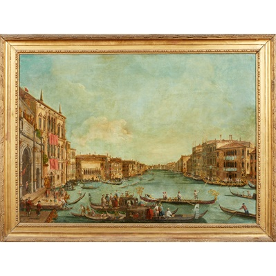 Lot 28 - CIRCLE OF GIOVANNI RICHTER