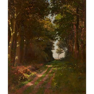 Lot 122 - VEREKER MONTEITH HAMILTON (SCOTTISH  1856-1931)