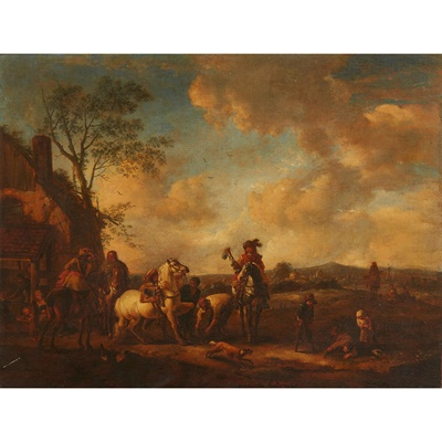 Lot 118 - AFTER PHILIPS WOUWERMAN