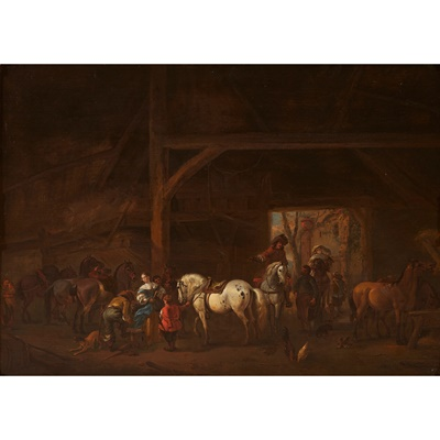 Lot 117 - AFTER PHILIPS WOUWERMAN