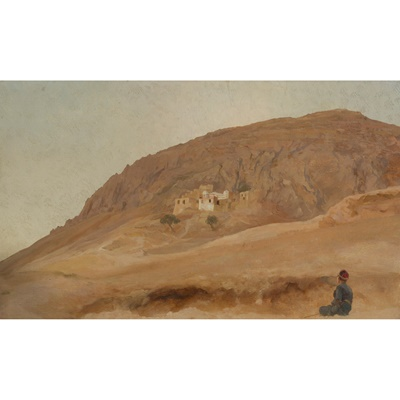 Lot 154 - LORD FREDERIC LEIGHTON  P.R.A., R.W.S.  (BRITISH 1830-1896)
