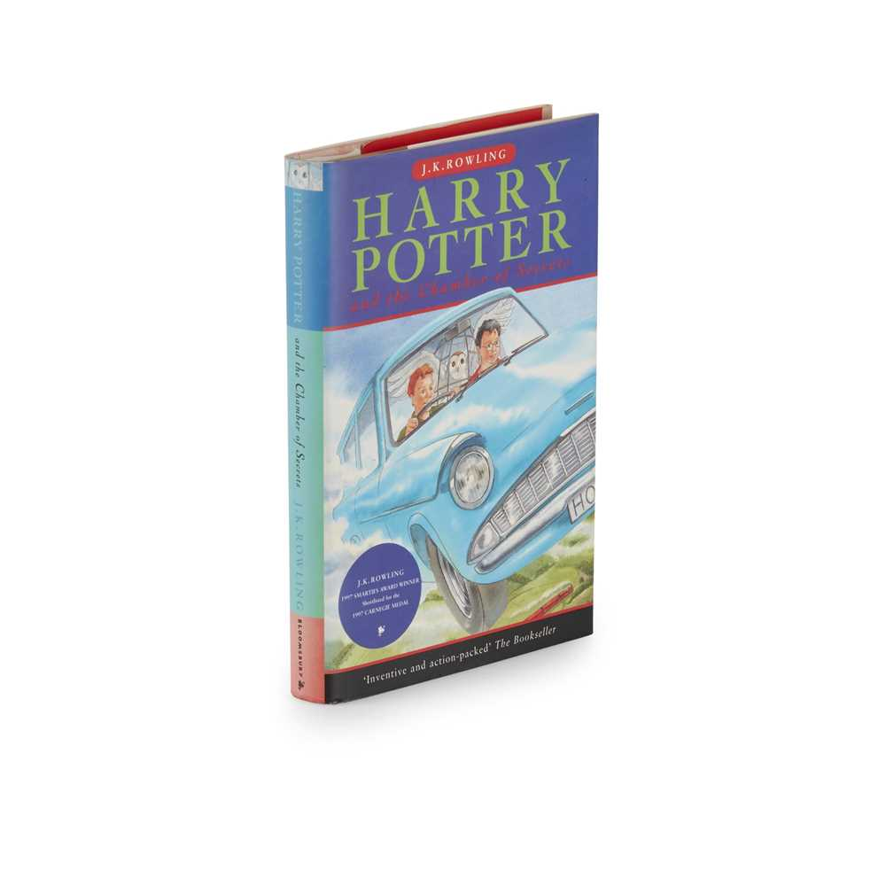 Lot 40 - Rowling, J.K.