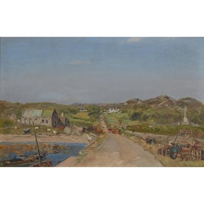 Lot 5 - WILLIAM ARTHUR LAURIE CARRICK (SCOTTISH 1879-1964)