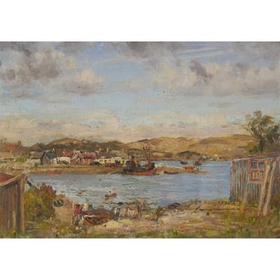 Lot 6 - WILLIAM ARTHUR LAURIE CARRICK (SCOTTISH 1879-1964)