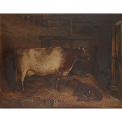 Lot 195 - JOHN MCLEOD (SCOTTISH FL.1846-1872)