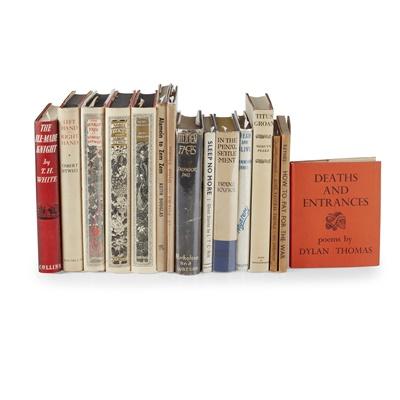 Lot 67 - 1940s Literature