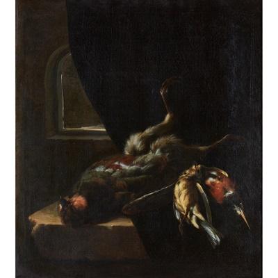 Lot 17 - WILLIAM GOUW FERGUSON (SCOTTISH 1632/3-AFTER 1695)