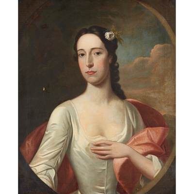 Lot 16 - ATTRIBUTED TO ANNE FORBES