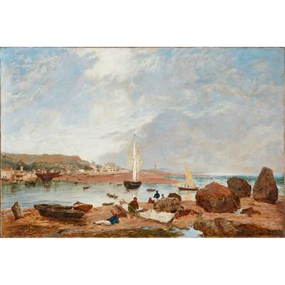 Lot 71 - JOHN MILNE DONALD (SCOTTISH 1819-1866)