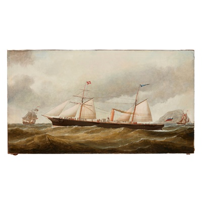 Lot 11 - SAMUEL H FYFE (SCOTTISH FL.1846-1872)